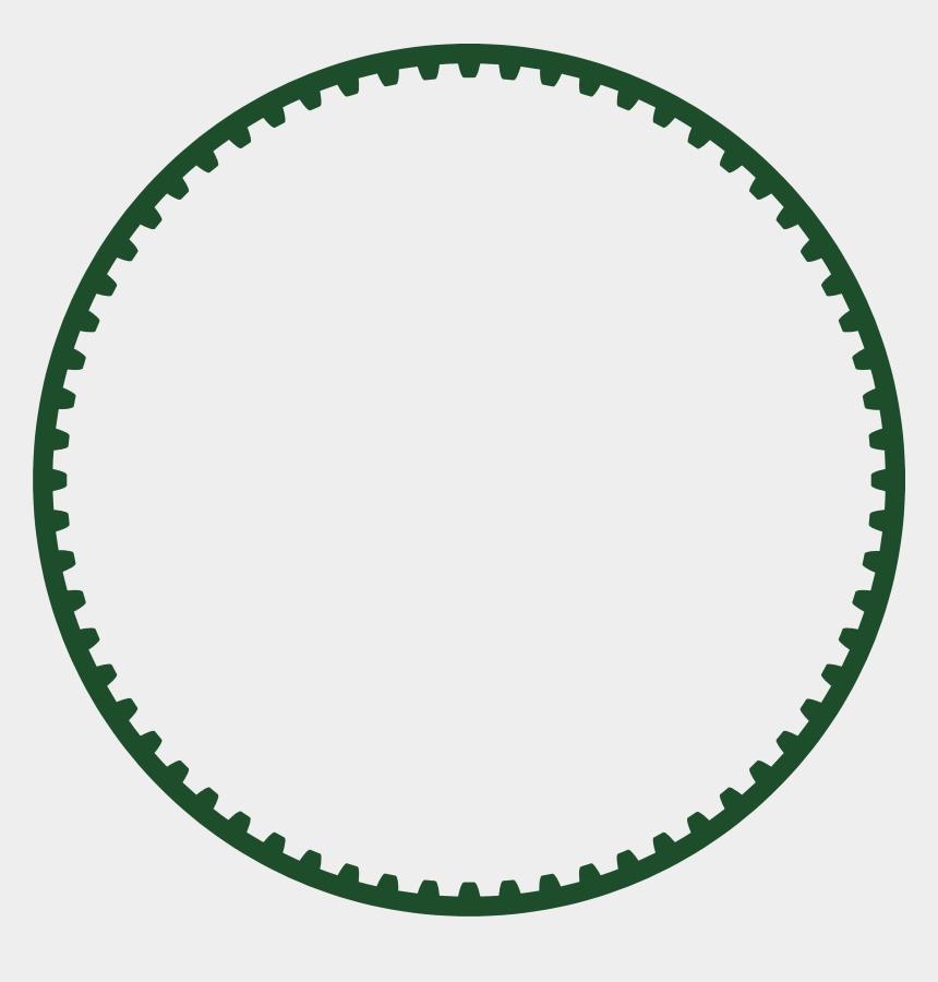 rope clipart, Cartoons - Gold Rope Circle Vector