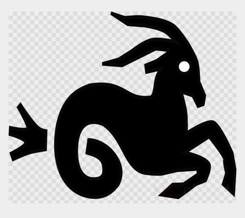 dream catcher clipart, Cartoons - Capricorn Pixabay Clipart Capricorn Astrology Horoscope - American Football Ball Drawing