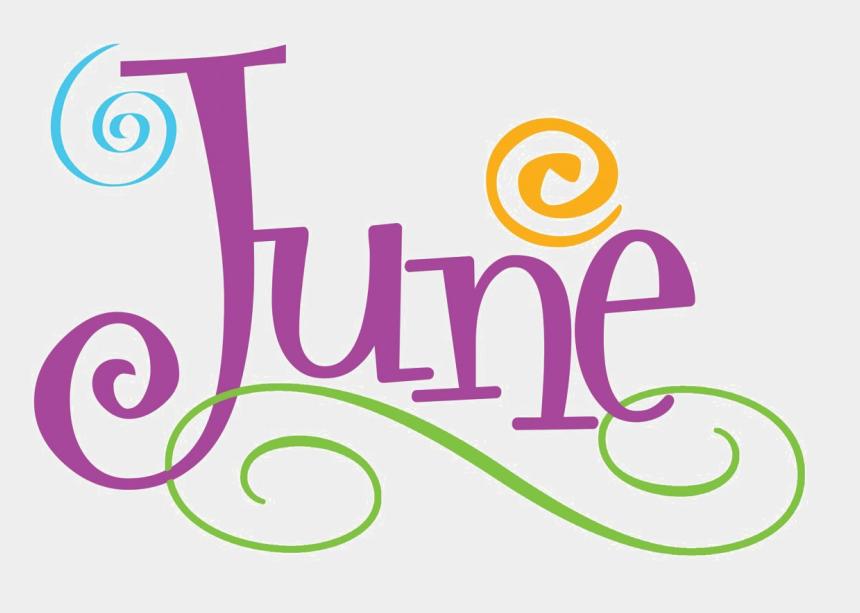 june clipart, Cartoons - June Png Pic - June Birthdays Clip Art