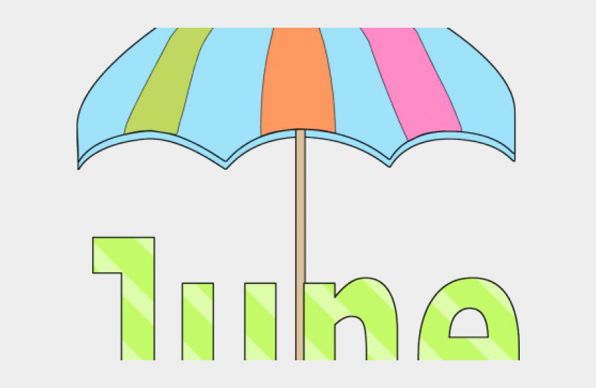 june clipart, Cartoons - June Cliparts - Umbrella