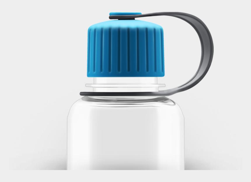 plastic bottle clip art, Cartoons - Water Bottle Cap Png - Plastic Bottle