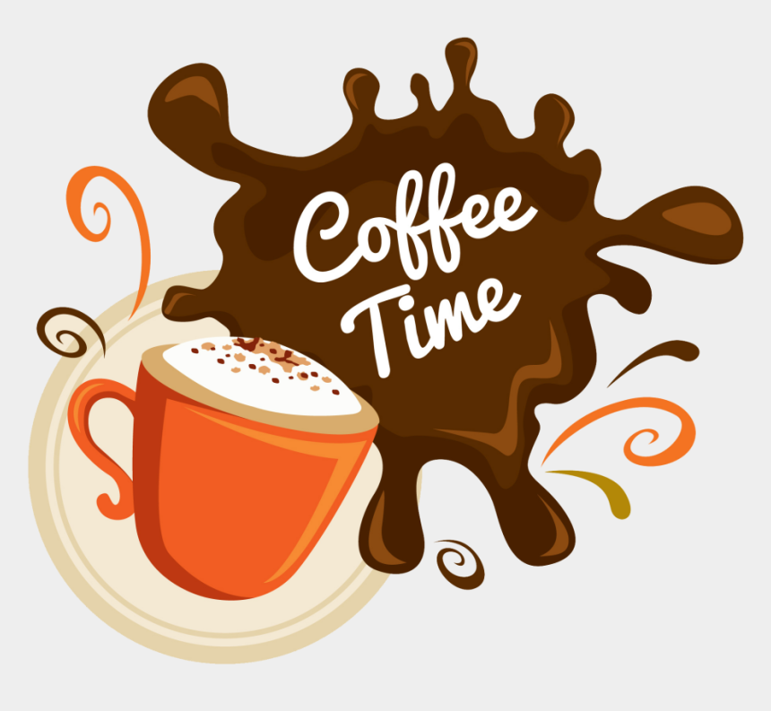 cup of coffee clip art, Cartoons - Cup,coffee Coffee,java Art,brand,coffee - Coffee Time