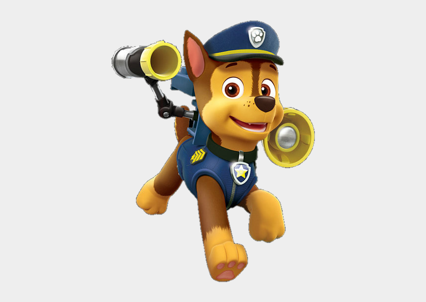chase clipart, Cartoons - #chase - Chase Paw Patrol Png