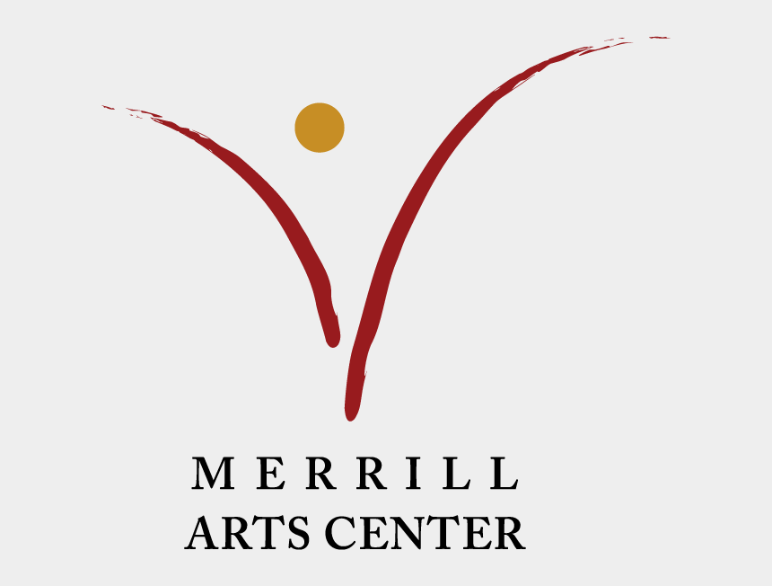 september pictures clip art, Cartoons - Merrill Arts Center Logo White