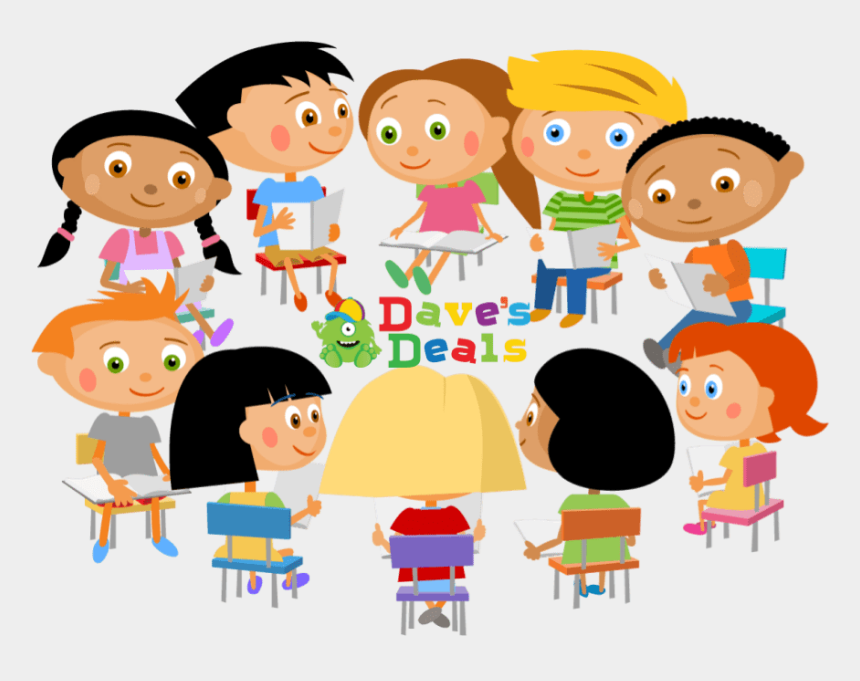 childrens books clip art, Cartoons - Affordable And Great Value Children Books - Book Club Kids Clipart