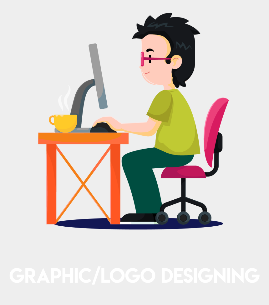 solutions clip art, Cartoons - Hassle Free And Results Driven Online Solutions For - Twitter We Are Hiring Graphics Designer