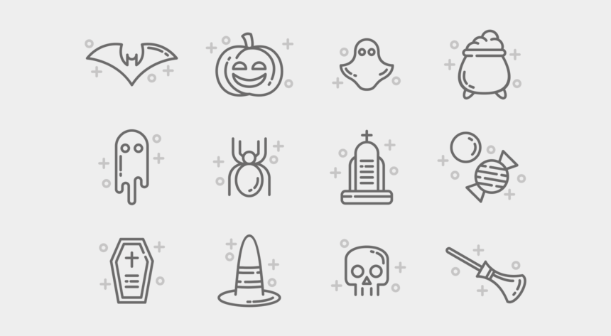 vampire skull clip art, Cartoons - Halloween Icons Vector - Halloween Icons Transparent Cute