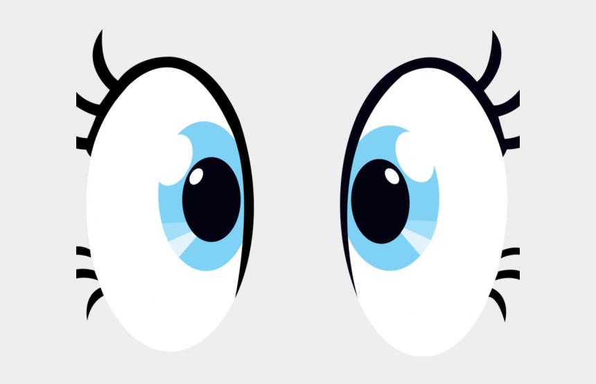 closed eyes clip art, Cartoons - Hazel Eyes Clipart Transparent Background - My Little Pony Pinkie Pie Eyes