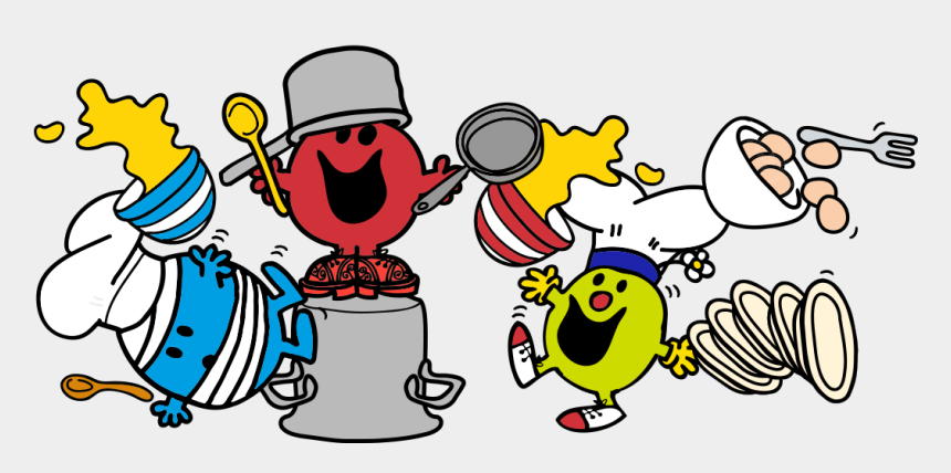kids cooking clip art, Cartoons - Cooking With Your Little Ones - Mr Men Cooking