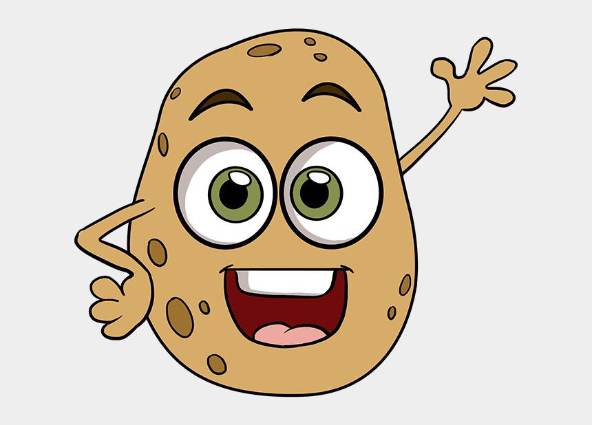 mrs potato head clip art, Cartoons - How To Draw Potato - Potato Drawing Easy