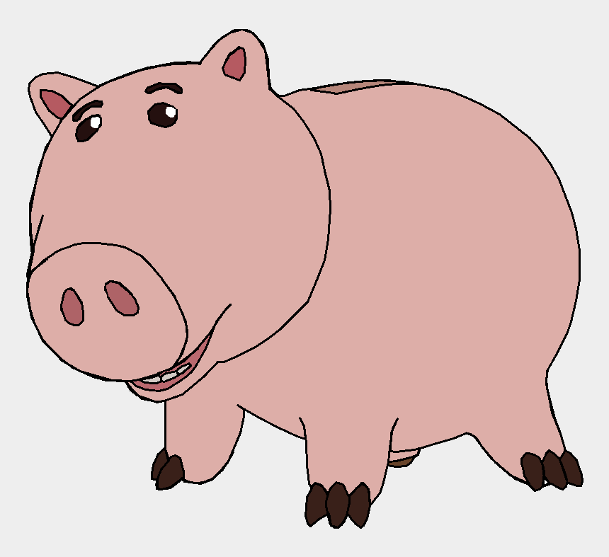 mrs potato head clip art, Cartoons - Sy - Hippopotamus
