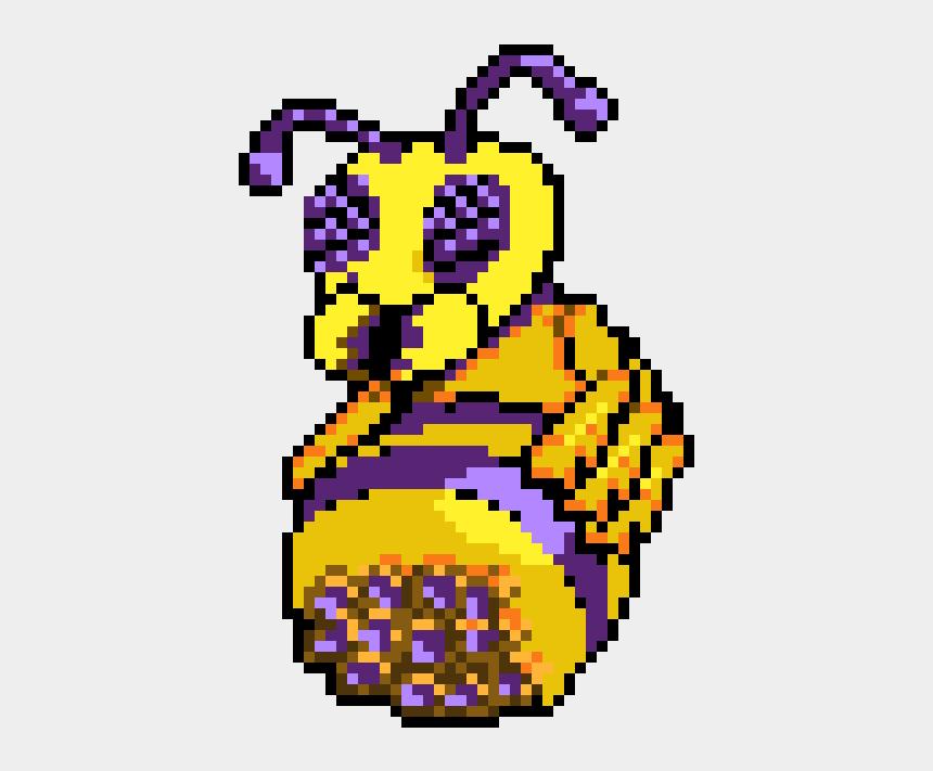 queen bee clip art, Cartoons - Queen Bee Terraria Transparent