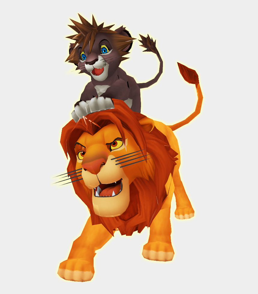 simba clip art, Cartoons - Simba Lion Animation Character - Lion King Characters Transparent Background