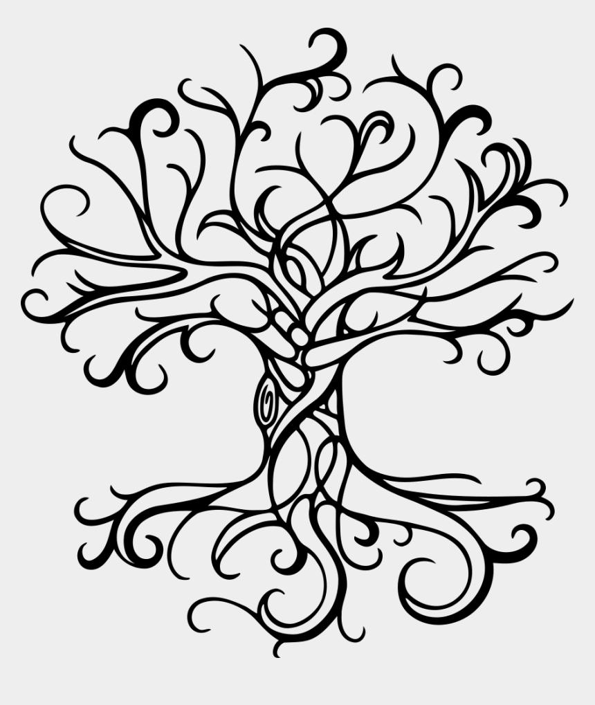 willow tree clip art, Cartoons - Willow Tree Clip Art