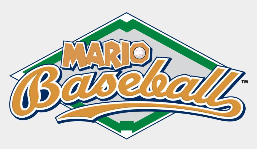 super star clip art, Cartoons - Mario Superstar Baseball