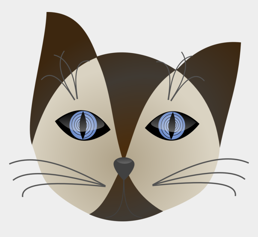 cat head clip art, Cartoons - Cat