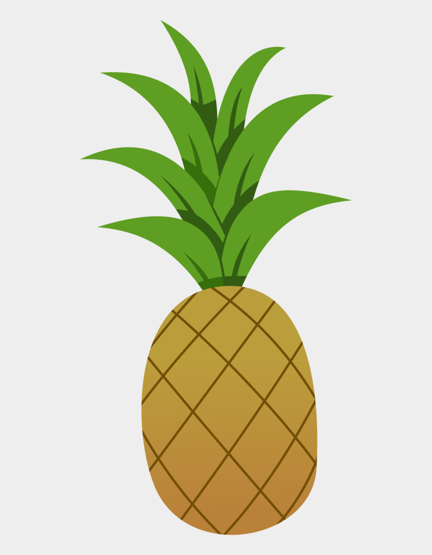 Clip Art Pineapple Transparent Background Cliparts Cartoons Jing Fm