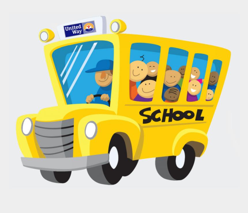 school bus clipart, Cartoons - Back 2 School Png - School Bus Clipart Png