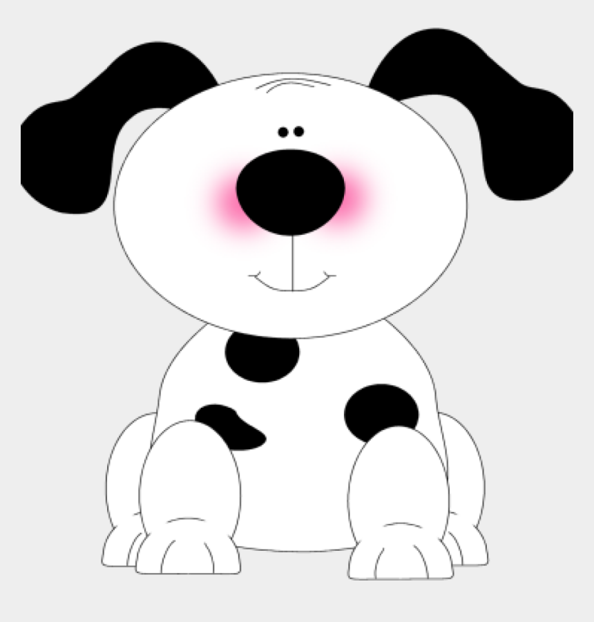 pets clipart, Cartoons - Pets Clipart Doggy - White Cute Dog Clipart
