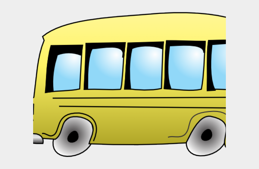 school bus clipart, Cartoons - Bus Clipart Animated - Outline Of A Bus