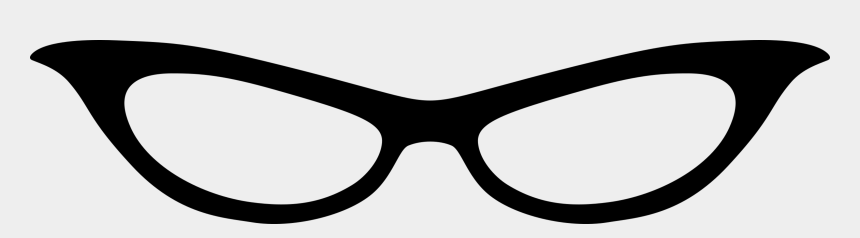 eyeglasses clipart, Cartoons - Cat Eye Glasses Big Image Png Ⓒ - Cat Eye Glasses Png