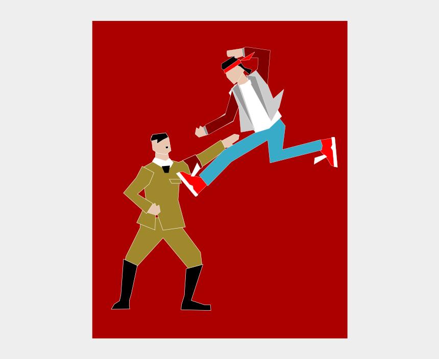 ticket clipart, Cartoons - Badass Guy Vs Ninja Cop Clipart Icon Png - Portable Network Graphics