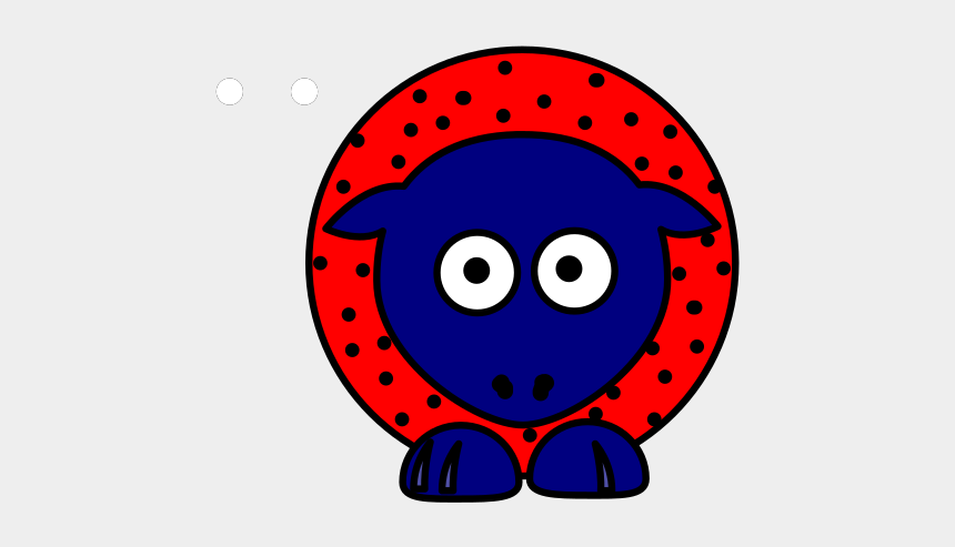 feet clipart, Cartoons - Red With Black Polka-dots And Blue Feet Svg Clip Arts - Clip Art