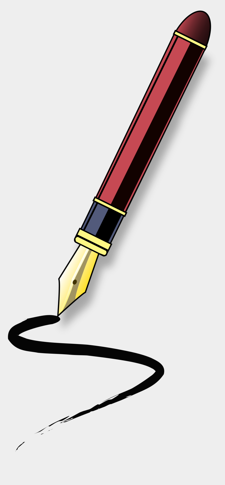 pen clipart, Cartoons - File Stylo Wikimedia Commons Filestylosvg - Ink Pen Clipart