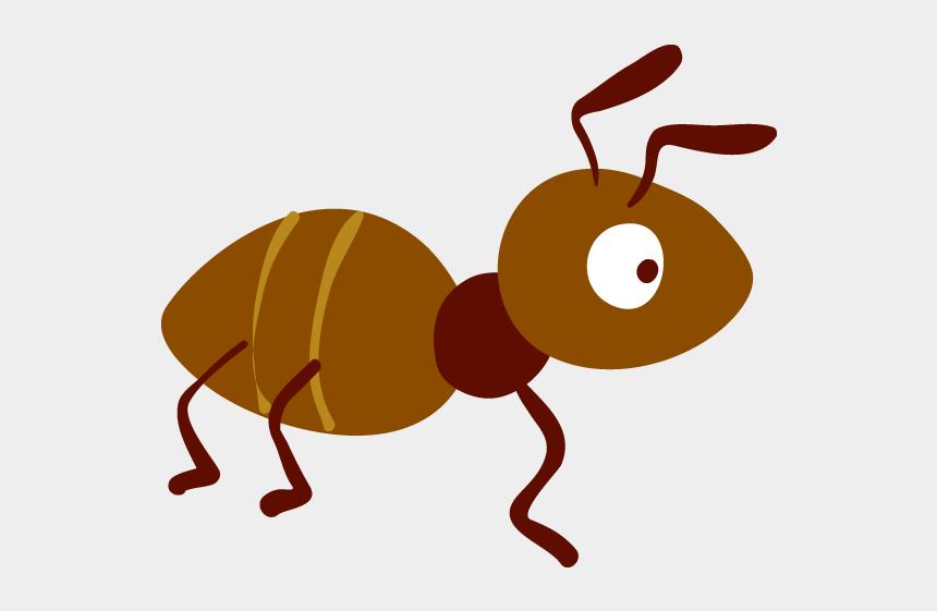 ant clipart, Cartoons - Cartoon Transprent Png Free Download Pollinator Ⓒ - Transparent Background Cartoon Ant