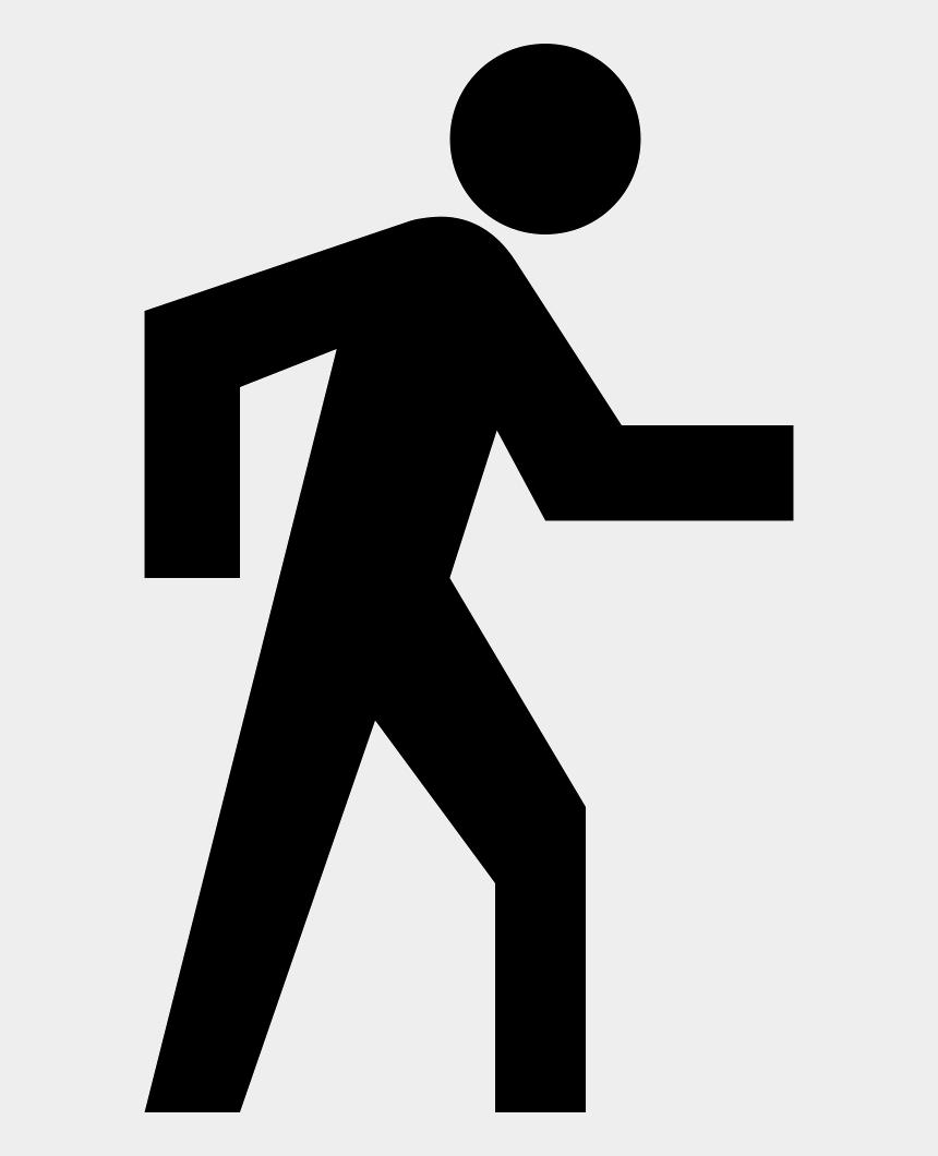 walking clipart, Cartoons - Footprint Svg Walking - Walk Icon Android