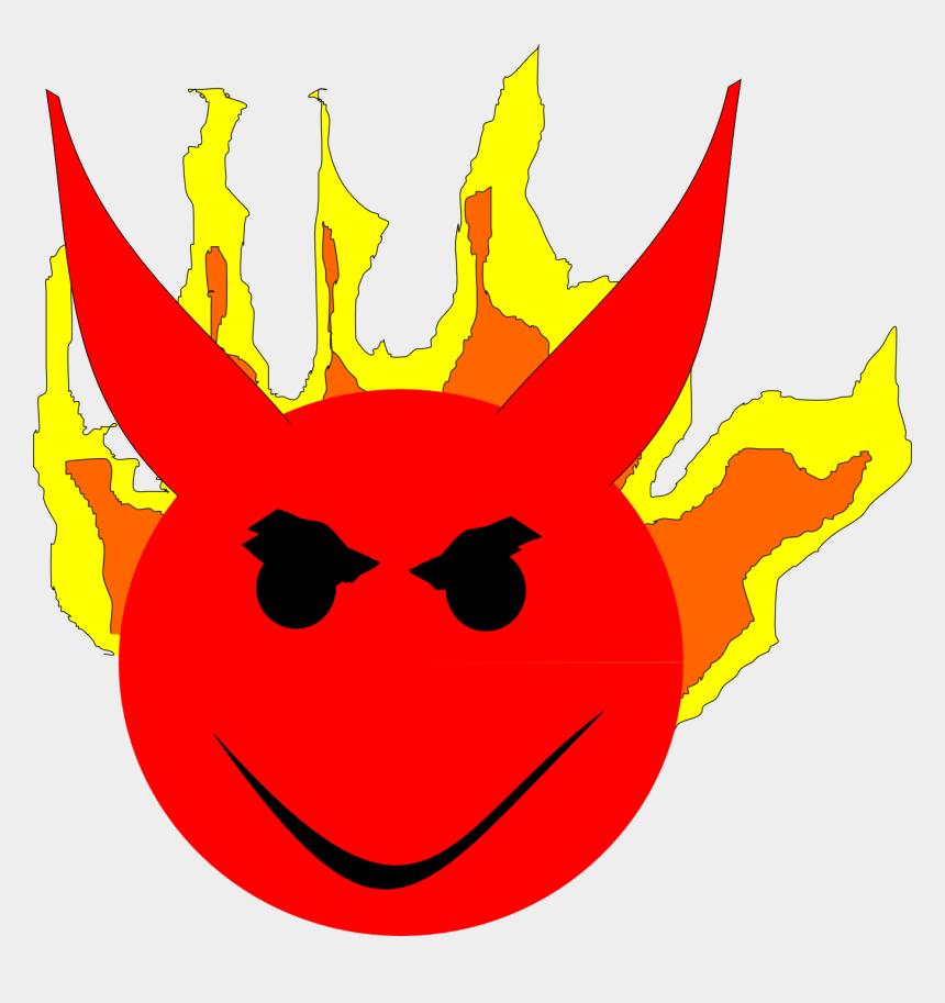 smiley clipart, Cartoons - Devil Smiley - Clipart Library - Clipart Library - Smiley