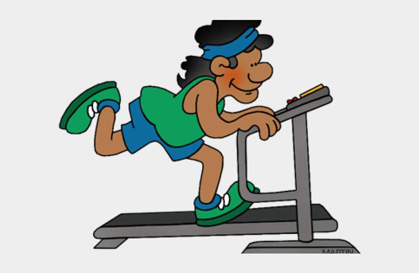 Fitness Clipart Gym Equipment Woman On Treadmill Clipart Cliparts Cartoons Jing Fm