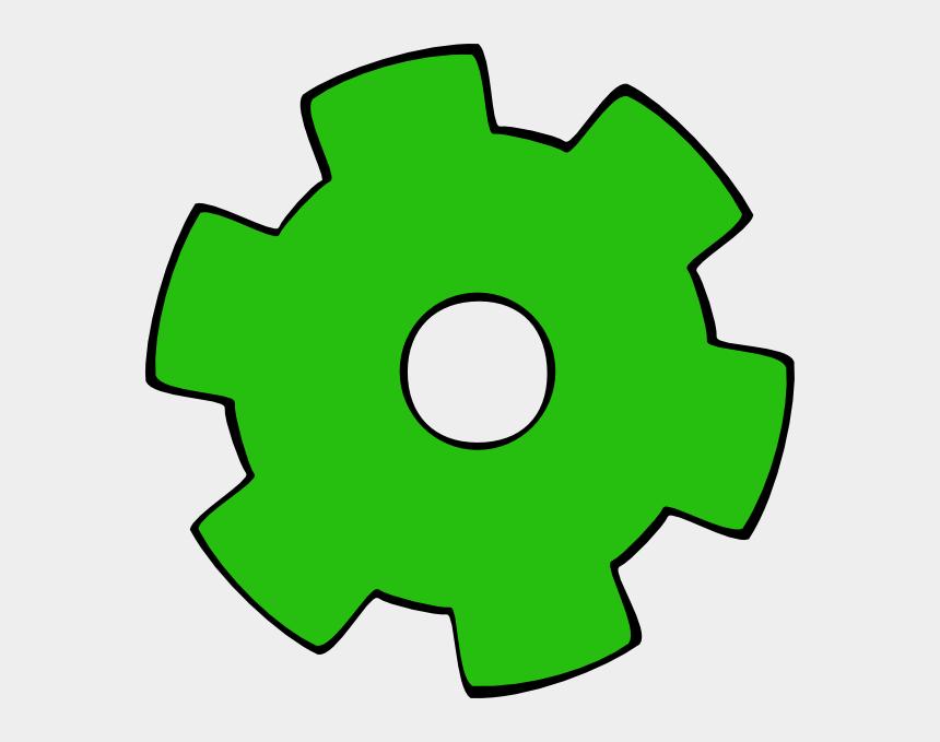 gear clipart, Cartoons - Single Gear Clip Art - Colorful Gears Clipart Free