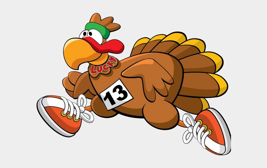 Running Turkey Clipart - Turkey Trot, Cliparts & Cartoons - Jing.fm
