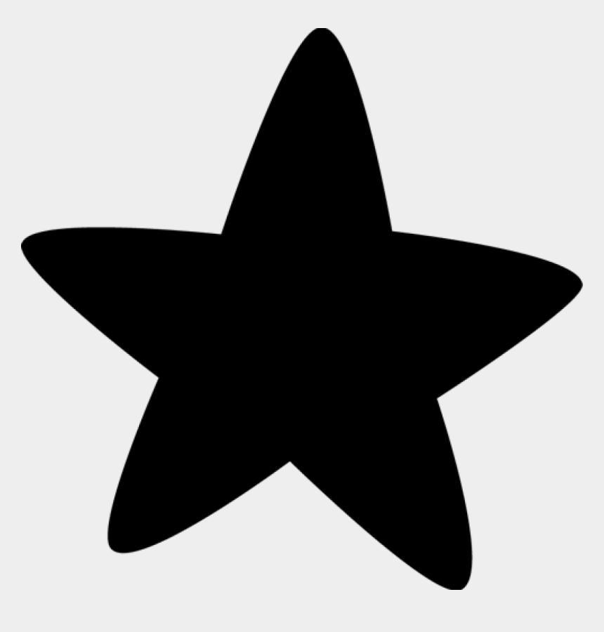 star images clipart, Cartoons - Black Star Clip Art Black Star Clipart Clipart Panda - Star Line Drawing Png