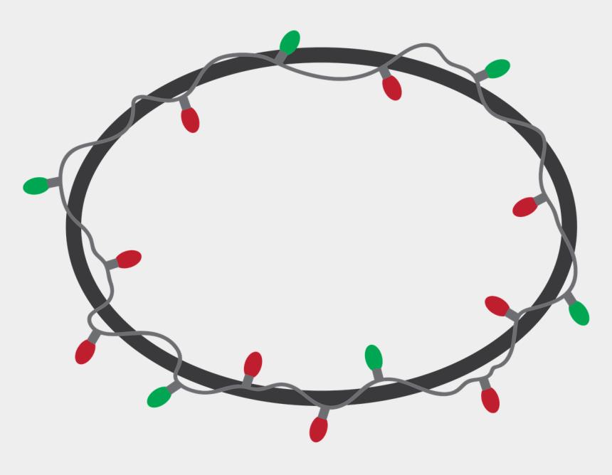 holiday light clip art, Cartoons - Christmas Light Frame Frame Christmas Free Picture - Christmas Oval Frame Clipart