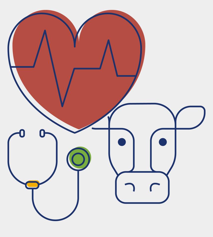 open heart clip art, Cartoons - Animal Health Icon