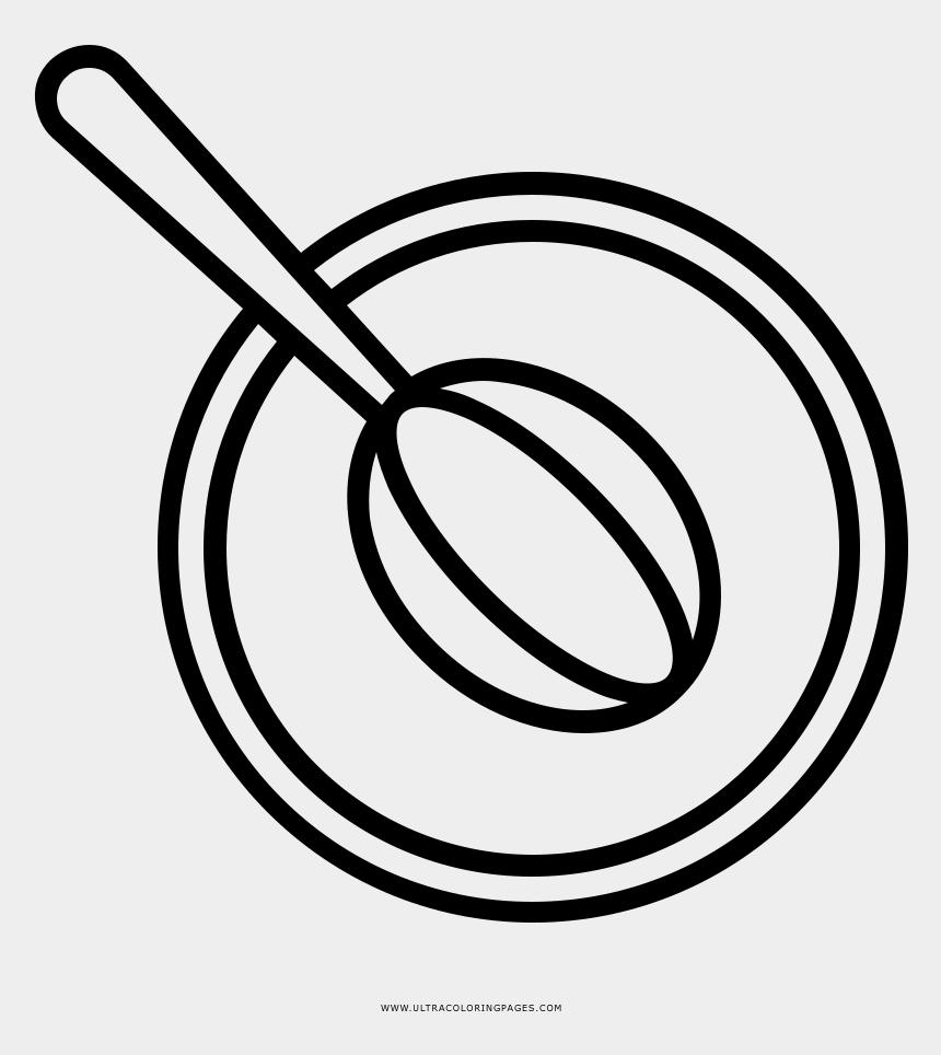 mixing bowl clip art, Cartoons - Mixing Bowl Coloring Page - Line Art