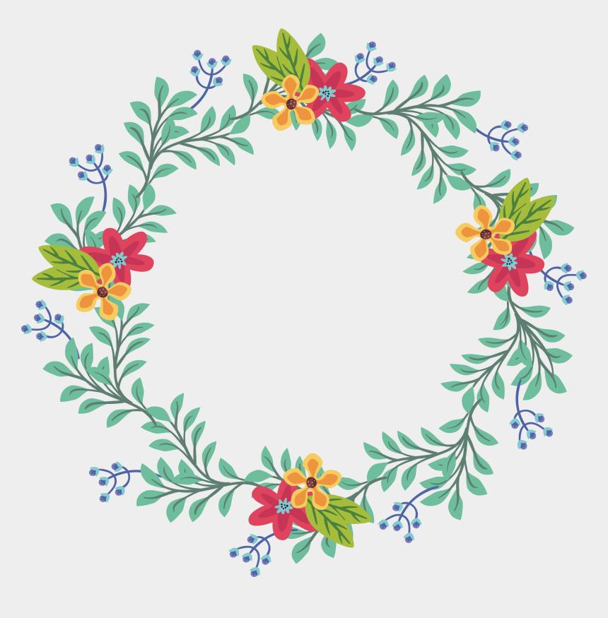 wreath images clip art, Cartoons - Wedding Invitation Branch Convite Clip Art - Clip Art Wreath Of Flowers