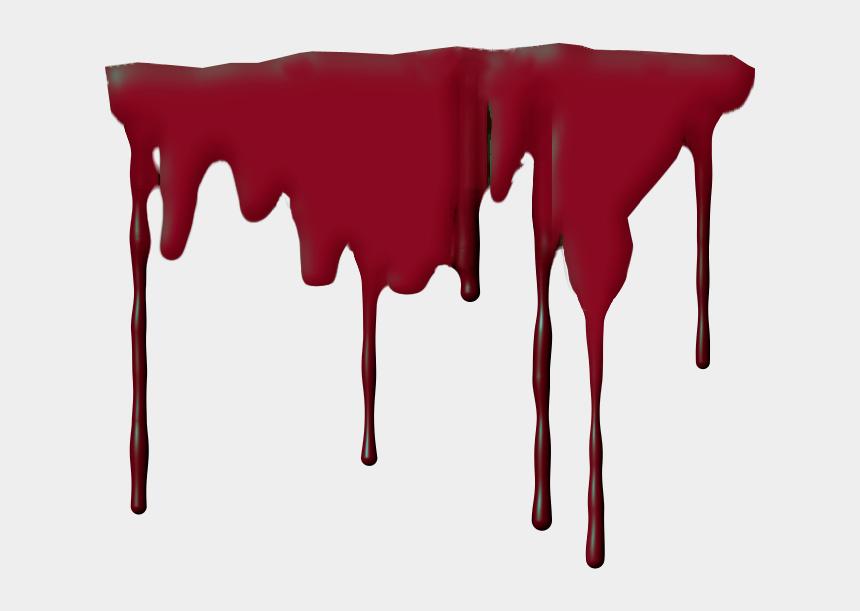 blood dripping clipart, Cartoons - Blood Wound Clip Art - Dripping Blood Transparent Background