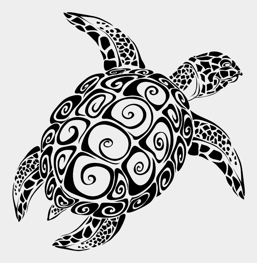 sea turtle silhouette clip art, Cartoons - Sea Turtle Vector Graphics The Turtle Image - Sea Turtle Svg File