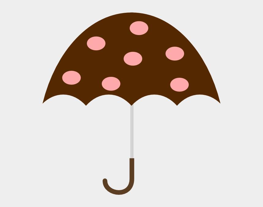 polka dot border clip art, Cartoons - Umbrellas Clipart Polka Dot