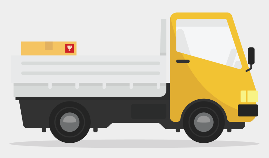 delivery truck clip art, Cartoons - Png Truck Clipart Delivery