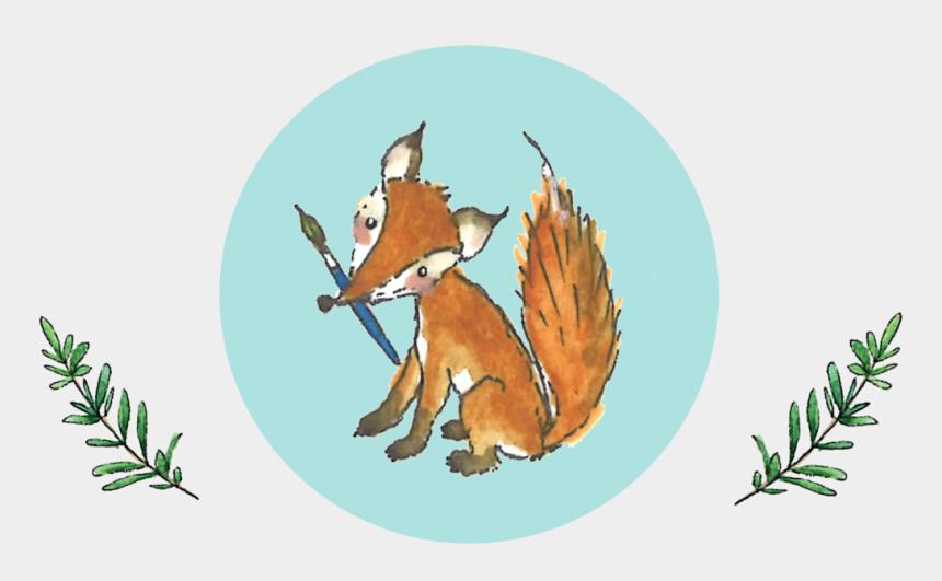 fox face clip art, Cartoons - Illustration