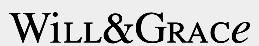 grace clip art, Cartoons - Will & Grace - Will And Grace Logo Font