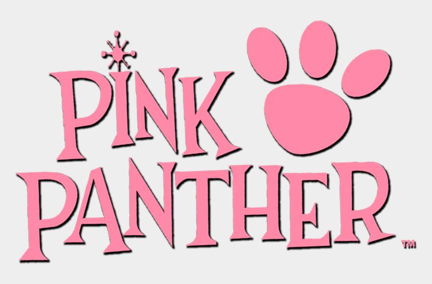 pink panther clip art, Cartoons - Pantera Rosa Logo Png