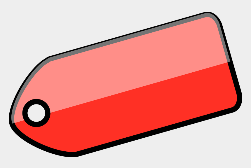 sale tag clip art, Cartoons - Sale, Label, Red - Etiqueta De Venta Png