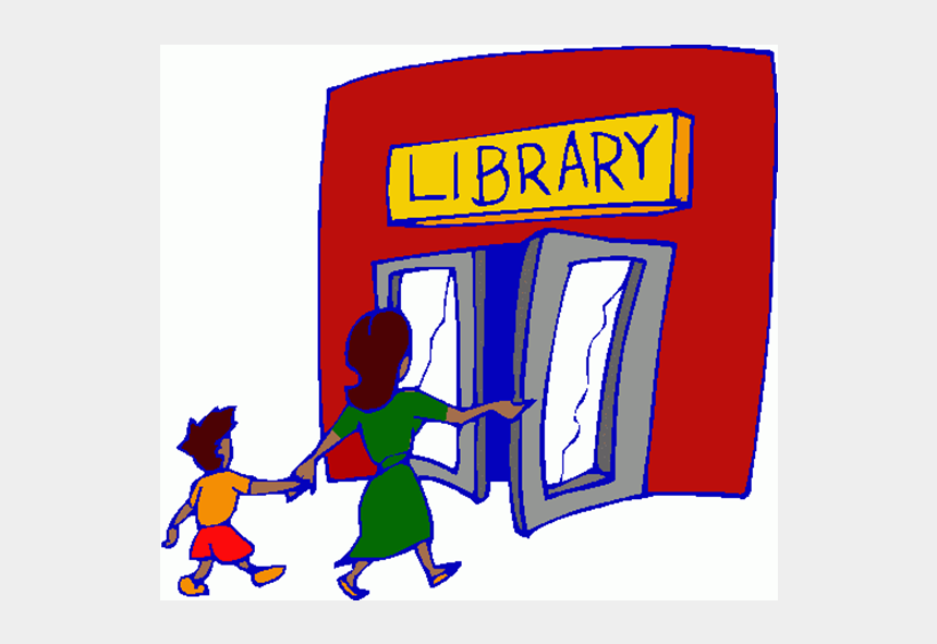 we missed you clip art, Cartoons - Visiting Library Clip Art