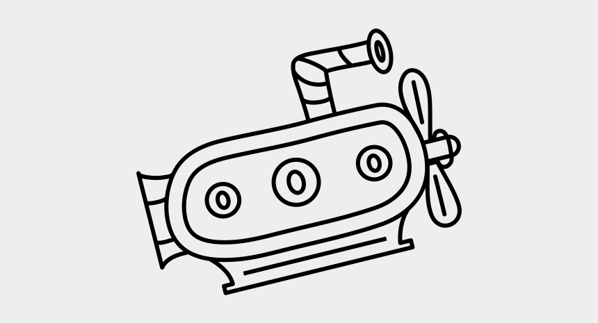 """clip art submarines, Cartoons - Submarine Rubber Stamp""""  Class=""""lazyload Lazyload Mirage - Line Art"""