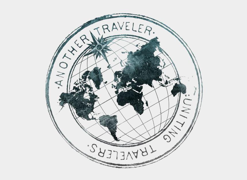 world globes clipart, Cartoons - World Globe Tattoo Map Free Hd Image Clipart - Virgen Milagrosa University Foundation Logo